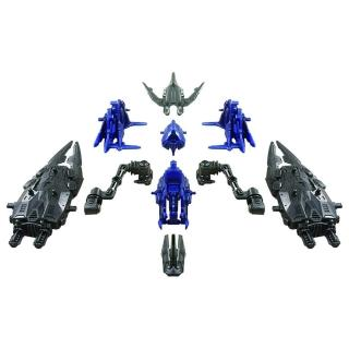 【ZOIDS WILD 洛伊德】ZW54 傑諾暴龍進化裝甲 利刃改造套組(組裝模型)