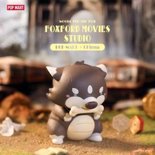 【POPMART 泡泡瑪特】Goobi 月光小狐狸電影系列公仔盒玩(兩入隨機款)