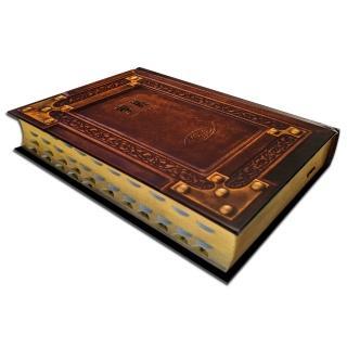 聖經-和合本(復古索引紅字金邊精裝)