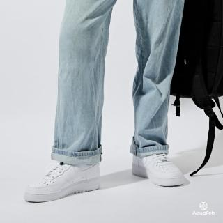 【NIKE 耐吉】運動鞋 Air Force 1 07 男女鞋 白 經典 AF1 簡約 皮革 休閒鞋 DD8959-100 CW2288-111
