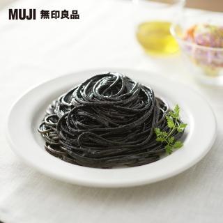 【MUJI 無印良品】義大利麵調味包/ 墨魚汁/ 2人份.33gx2包