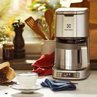 【Electrolux 伊萊克斯】伊萊克斯 設計家系列美式咖啡機(ECM7814S)
