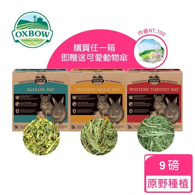【OXBOW】提摩西/果園草/苜蓿草