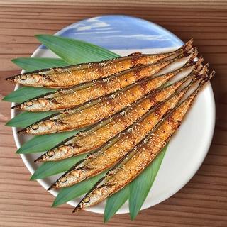 【國境之南】北太平洋頂級秋刀魚-即食-熟食(5包)
