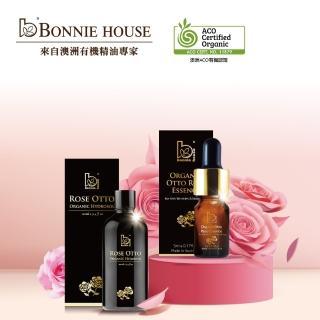 Bonnie House有機玫瑰原精-菲常限量組