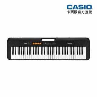 【CASIO 卡西歐】原廠直營61鍵標準電子琴(CT-S100-P4)