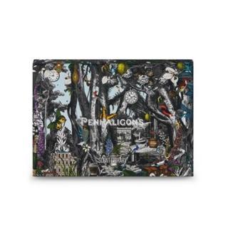 【PENHALIGON'S 潘海利根】獸首系列香氛圖書館小香禮盒 2mlx10入(平行輸入)