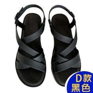 【K.W.】獨賣輕便生活涼鞋-涼鞋/涼跟鞋(共3色)