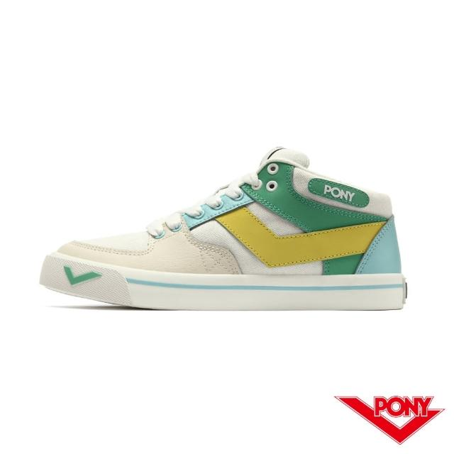 【PONY】ATOP 潮流玩色滑板鞋 運動鞋 板鞋 女款 2色(滑板鞋/帆布鞋/ ATOP)
