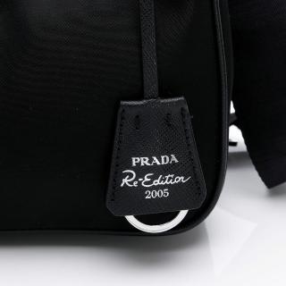 【PRADA 普拉達】Prada Re-Edition 2005 三合一尼龍 斜背/肩背包(1BH204)
