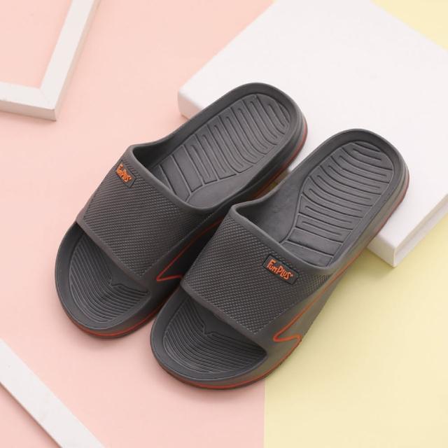 【333 家居鞋館】輕量厚底流線室外拖鞋(5色)