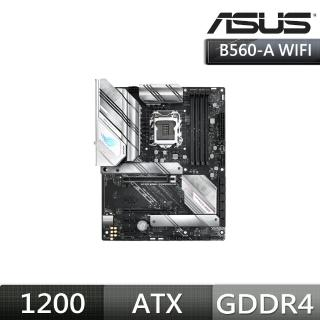 【ASUS 華碩】STRIX B560-A GAMING WIFI主機板