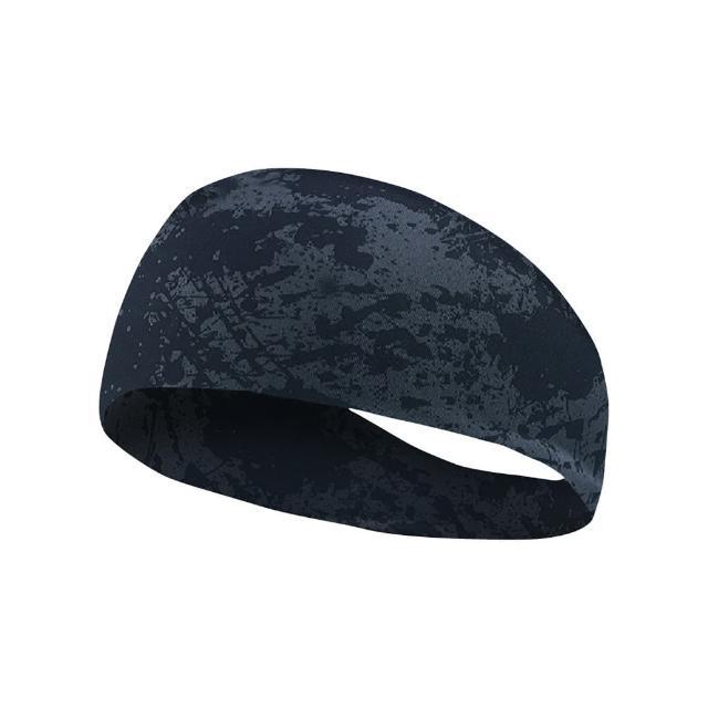 【Jo Go Wu】透氣排汗運動頭巾3入組(髮帶 運動頭帶 運動髮帶 吸汗頭帶 束髮帶 運動止汗帶)