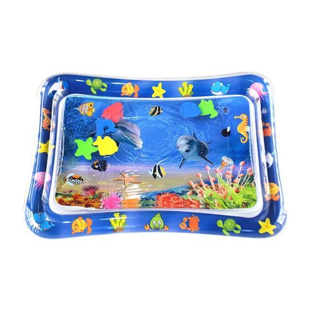 【JoyNa】兒童玩具遊戲墊 充氣注水拍拍墊 早教訓練學習墊