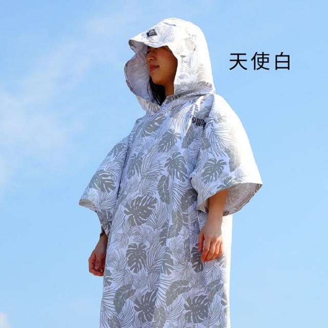 【TAVARUA】毛巾衣