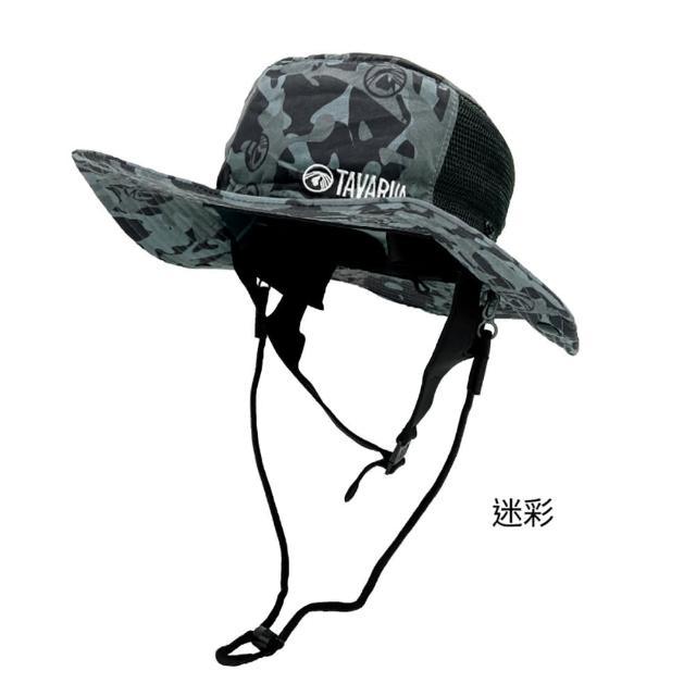 【TAVARUA】漁夫帽 潛水帽 衝浪帽(遮陽帽 防曬帽 快乾帽)