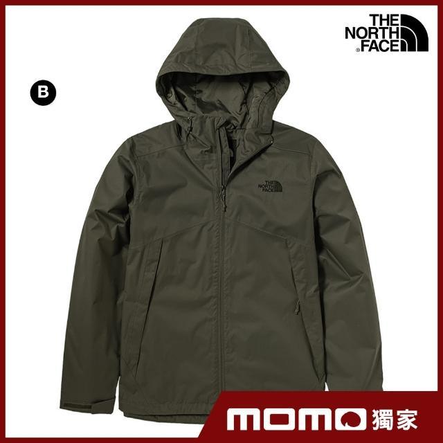 【The North Face】雙11限定-男女款秋冬人氣外套(多款任選-衝鋒衣/防潑水外套)