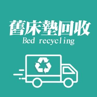 【IHouse】加購舊床墊回收服務